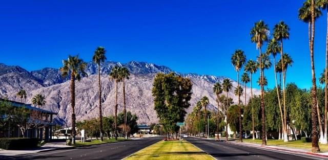 Palm Springs - California Summer Vacation