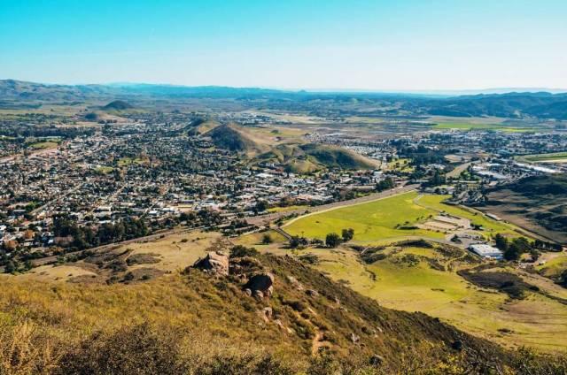 San Luis Obispo - California Summer Vacation