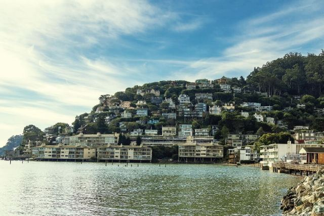 Sausalito - Beautiful Small Towns In California