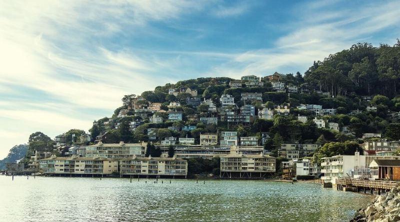 Sausalito - Beautiful Small Towns In California