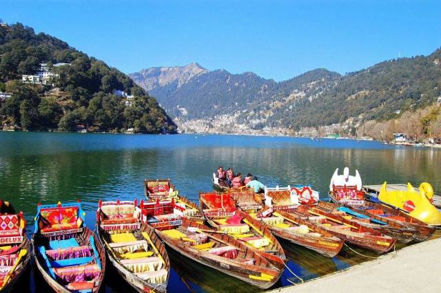 Nainital, Uttarakhand - Places to Visit in North India in Summer with Family