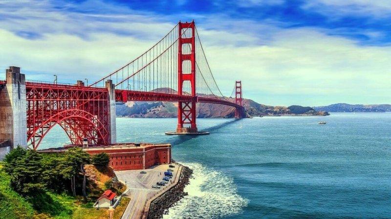 San Francisco - California Summer Vacation