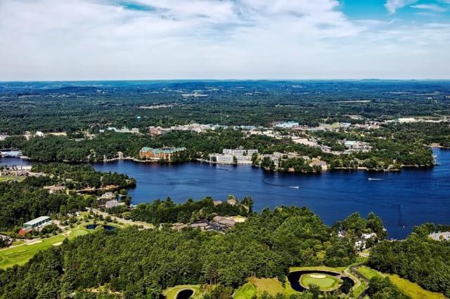 Where To Stay In Wisconsin Dells City View