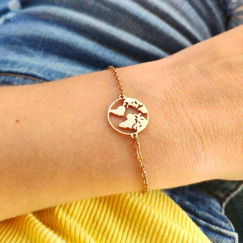 Vagabond Life Bracelet - Travel Gifts For Women