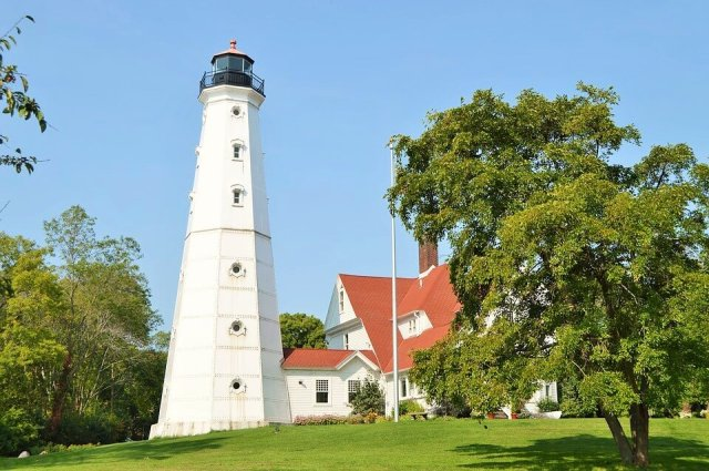 North Point Lighthouse - Things To Do In Milwaukee