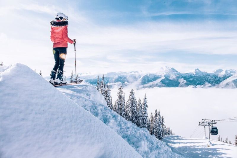 Revelstoke - Places to visit in Canada in winter