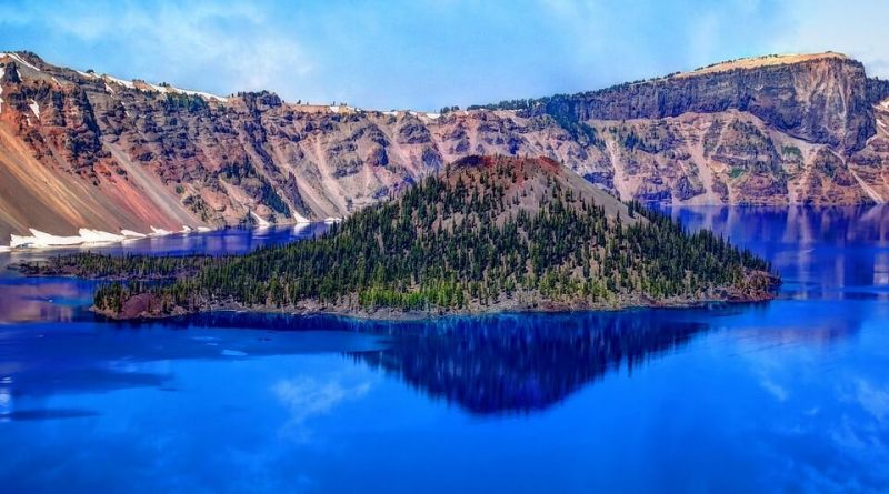 Crater Lake, Oregon - Best Camping Places In United States