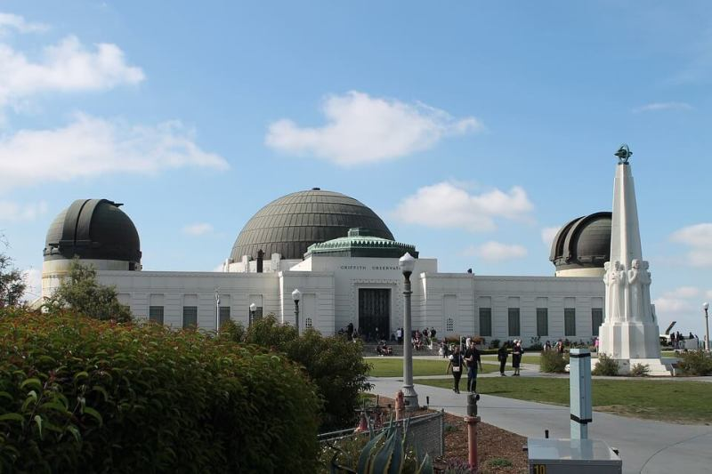 Griffith Observatory - Los Angeles Itinerary
