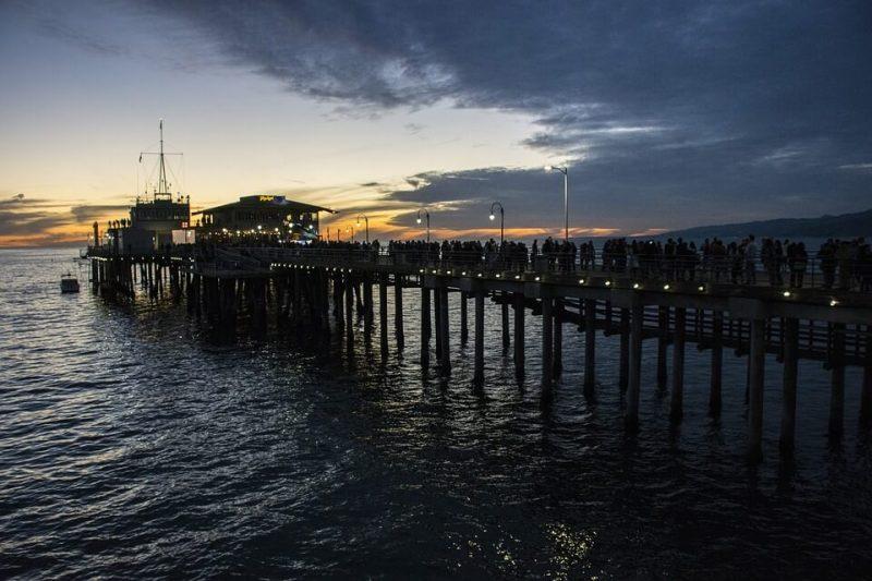 Santa Monica Pier - Los Angeles Itinerary