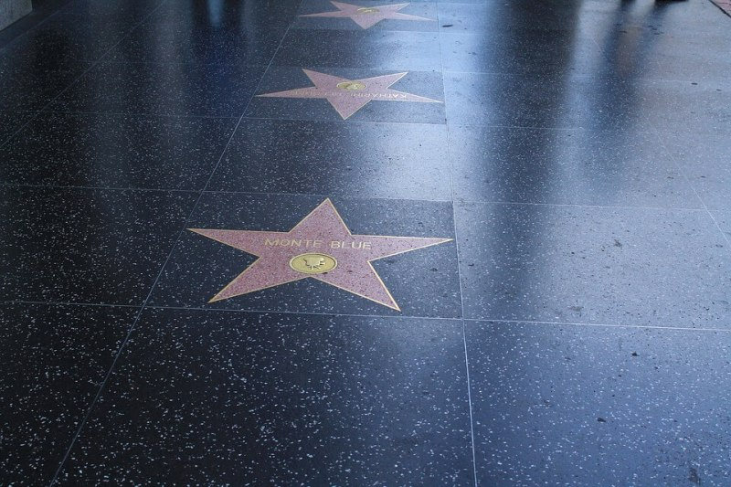 Hollywood Walk Of Fame - Los Angeles Itinerary