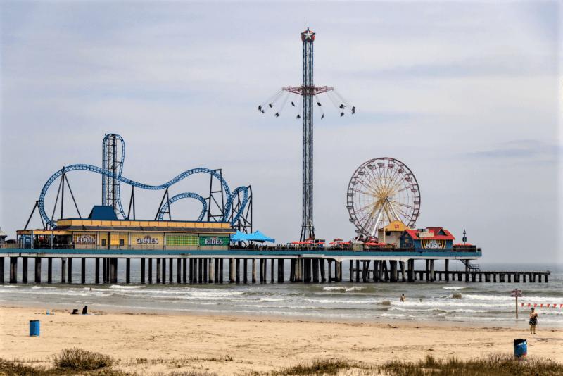 Galveston - Coastal Towns In Texas