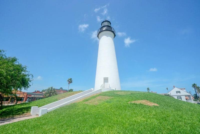 Port Isabel - Coastal Towns In Texas
