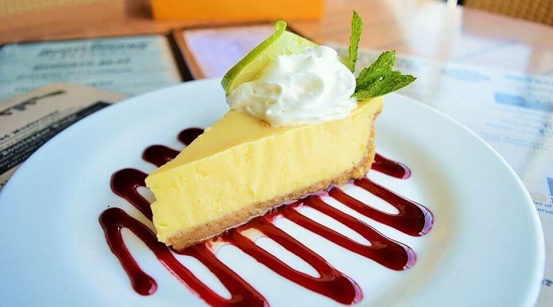 Key Lime Pie - Best Food In Florida