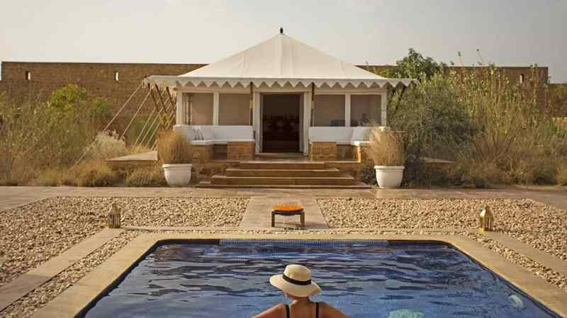 Sujan Luxury The Serai Camp - Luxury Desert Camps In Jaisalmer