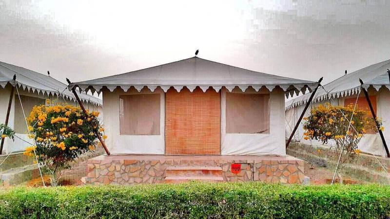 Mama's Resort & Camp - Luxury Desert Camps In Jaisalmer
