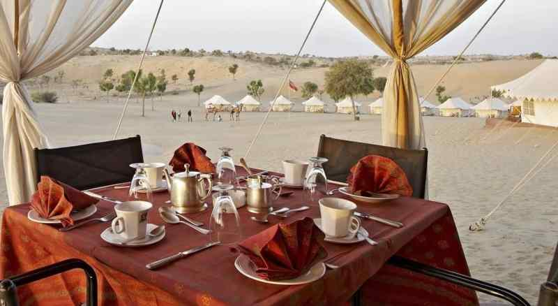 Manvar Resort & Desert Camp - Luxury Desert Camps In Jaisalmer