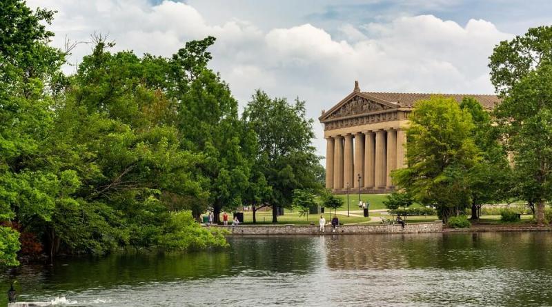 Centennial Park - Nashville Itinerary