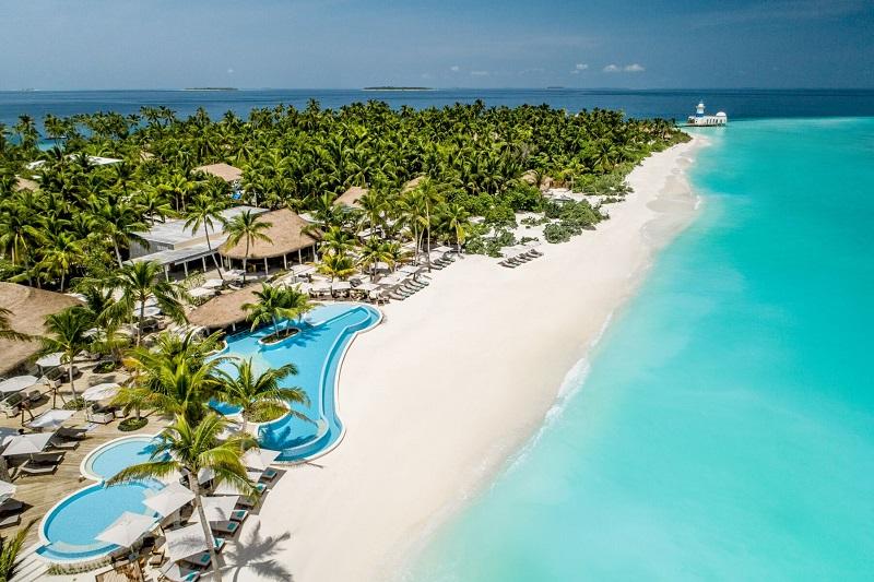 揭開全新篇章 InterContinental Maldives 馬爾代夫馬穆納古洲際度假村隆重登場 馬爾代夫之洲際人生由此展開 時光 ...