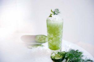 Cucumber Dill Collins