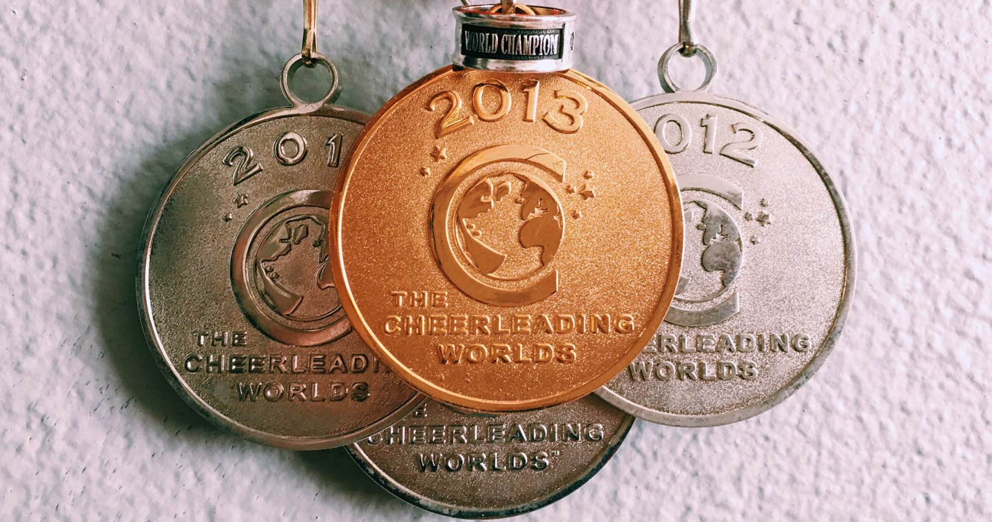 USASF Cheerleading Worlds 2016