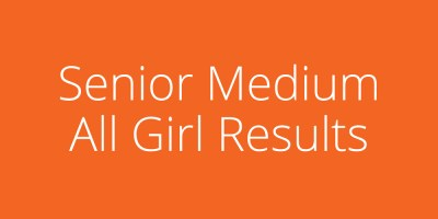 Spirit Sports Medium All-Girl Results