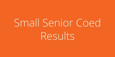 Small Senior Coed Results