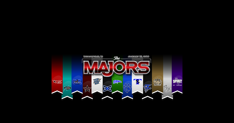 The Majors 2016