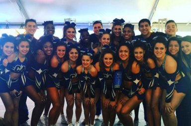 Cali Smoed Spirit Sports Palm Springs 2016