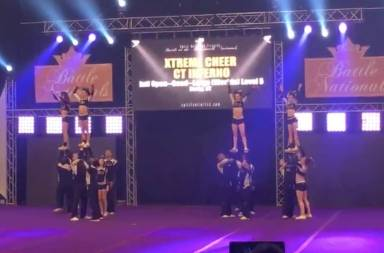 Xtreme Cheer Inferno