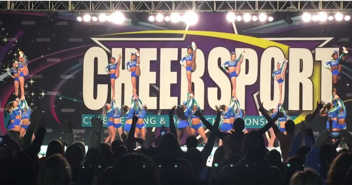 CHEERSPORT Nationals 2016