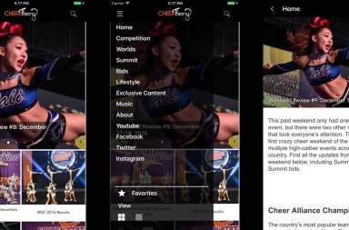 Cheer-Theory's-Mobile-App-