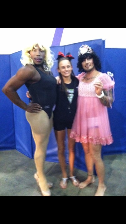 Ultimate Athletics Drag Show