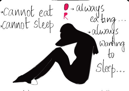 Pd - sleep eat