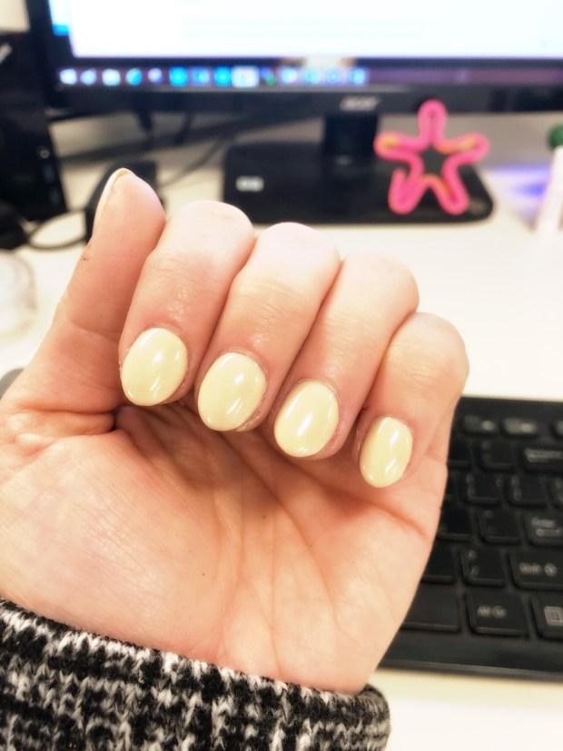cheery and charming_dip powder nails_review 4