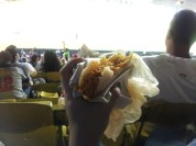 Arepas should be introduced at Safeco