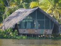 Cabin where we slept