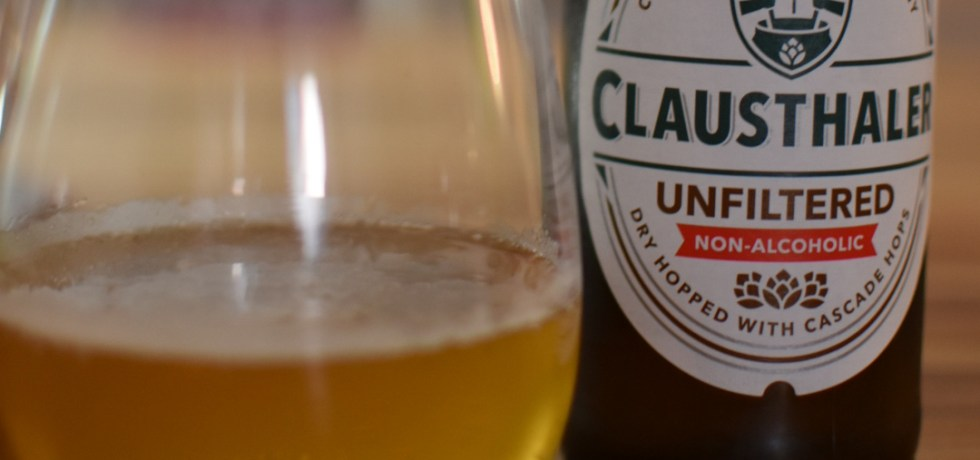 Clausthaler Unfiltered Non-Alcoholic