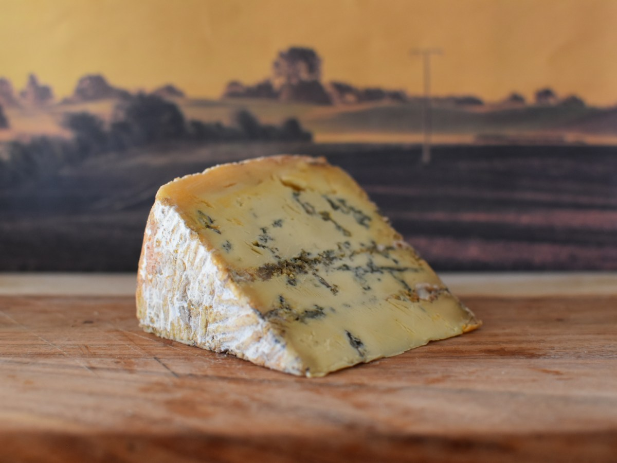 The Rock Blue Vein by Coolamon Cheese