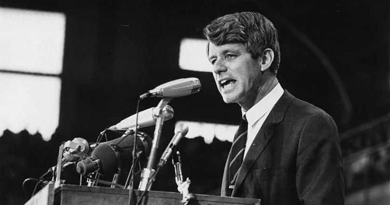 Bobby Kennedy para el presidente: una historia del presidente más grande que Estados Unidos nunca ha tenido