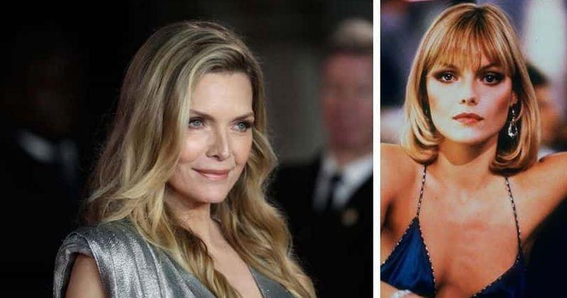 El elenco de Scarface se reunió para una reunión y todo lo que se le preguntó a Michelle Pfeiffer fue cuánto pesaba durante el rodaje.