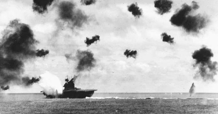 'Midway': todo lo que necesitas saber sobre la decisiva Batalla de Midway de la Segunda Guerra Mundial que inspiró la película