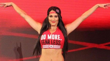 from nikki bella to