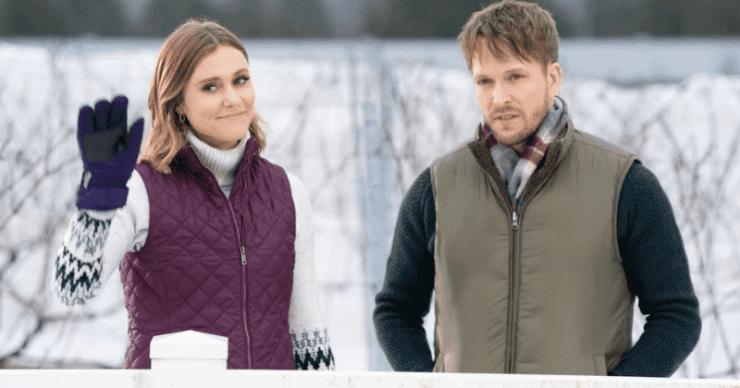 'Christmas on the Vine': Conoce a Julianna Guill, Jon Cor y el resto del elenco de Lifetime Christmas Delizia