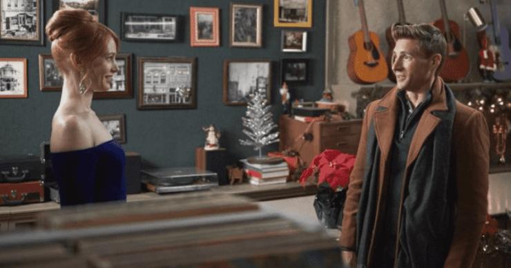 'Christmas Tree Lane': Conoce a Alicia Witts, Andrew Walker y el resto del elenco del drama navideño de Hallmark