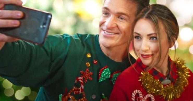 'A Crafty Christmas Romance': Conoce a Nicola Posener, Bradford B. Johnson y el resto del elenco de la película Lifetime Christmas