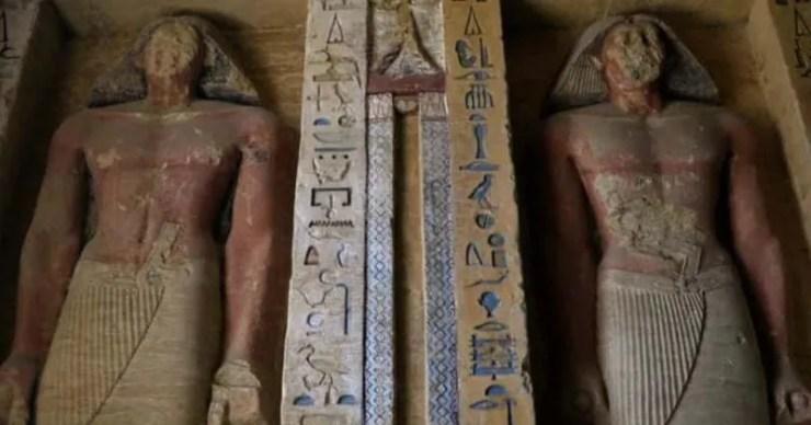 'Secretos de la tumba de Saqqara': el documental egipcio de Netflix es el programa más 'saludable' que los fanáticos han visto este año