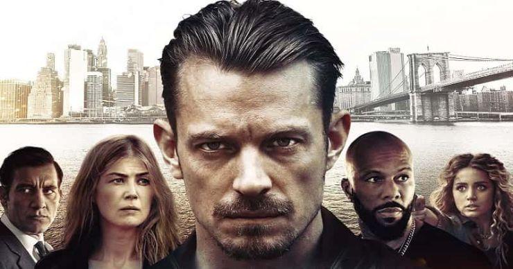 'The Informer': Joel Kinnaman, Rosamund Pike, Clive Owen y Common conocen al elenco del thriller británico