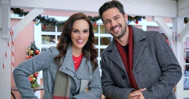 'A Timeless Christmas': Conoce a Erin Cahill, Ryan Paevey y el resto del elenco del encantador romance navideño de Hallmark