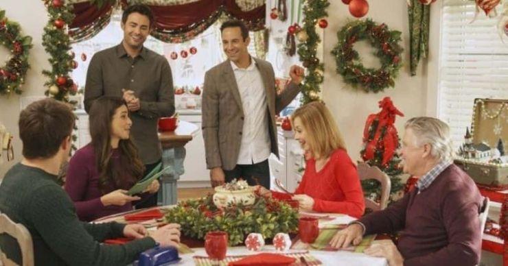 'The Christmas House': fecha de lanzamiento, trama, elenco y todo lo que necesitas saber sobre la primera pareja gay casada de Hallmark
