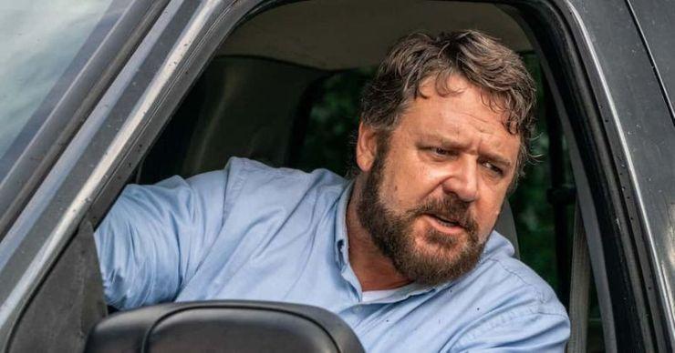 'Unhinged': Conoce a Russell Crowe, Caren Pistorius, Jimmi Simpson y el resto del elenco del thriller de rabia en la carretera
